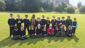 2nd Class Nature Walk