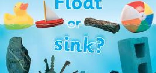 sink-float