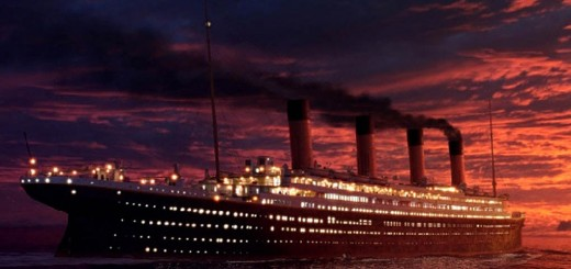 titanictramonto