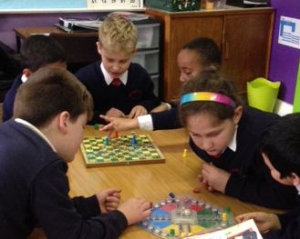 Maths games 2nd