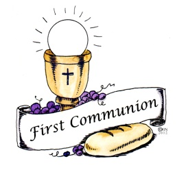 First Holy Communion 2019 Dates - St Mary's Primary School