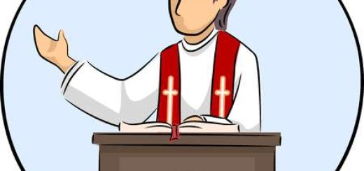 89444977-stock-illustration-illustration-of-a-priest-preaching-during-the-mass-icon